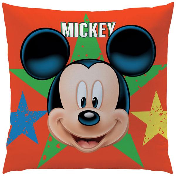 Vankúšik Mickey Expressions 40/40 cm
