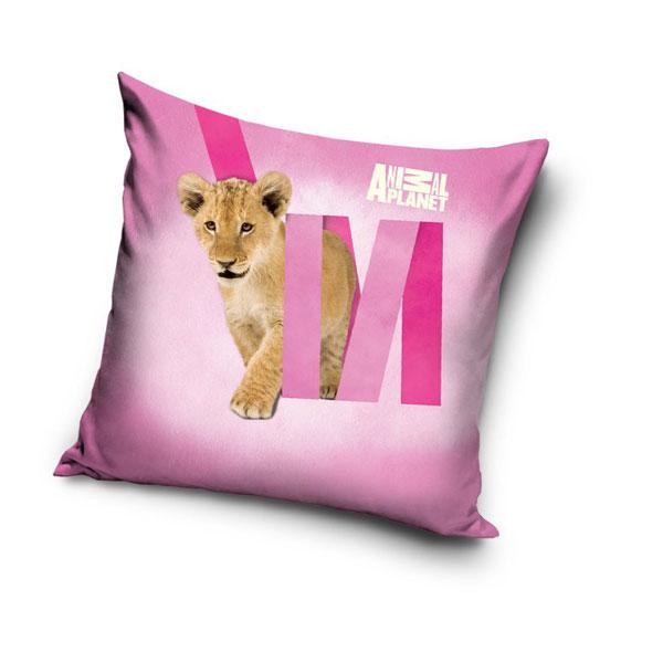 Obliečka na Vankúšik Animal Planet lvíček micro 40/40 cm
