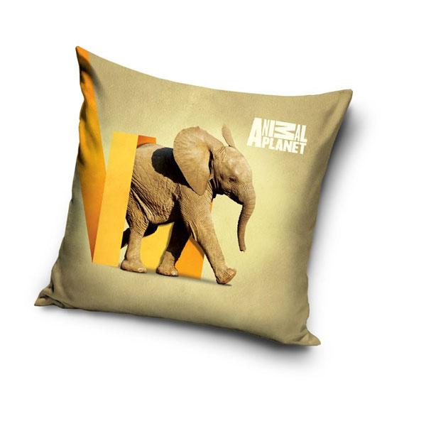 Obliečka na Vankúšik Animal Planet Slon micro 40/40 cm