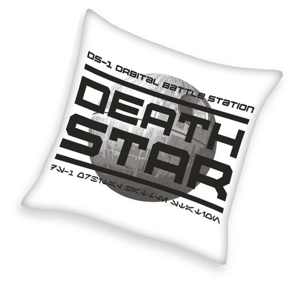 Vankúšik Star Wars Hviezda Smrti 40/40 cm