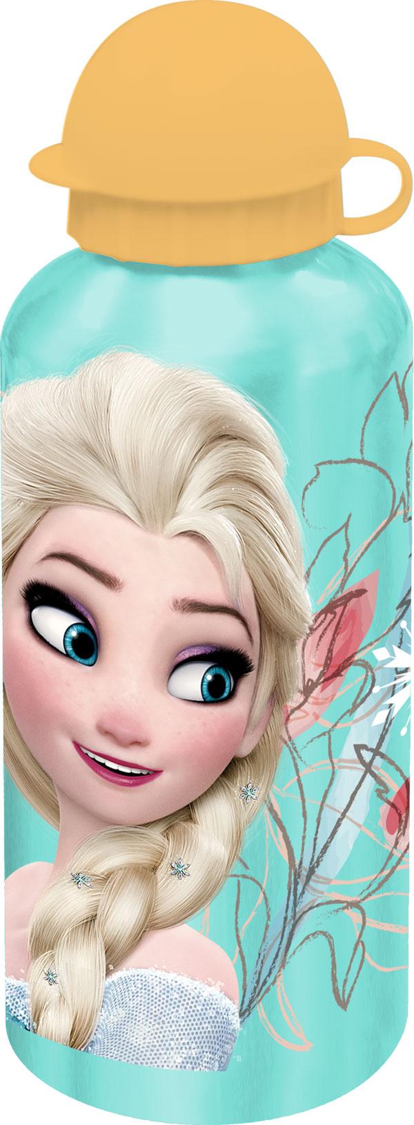 ALU fľaša na pitie Ľadové kráľovstvo Elsa 500ml