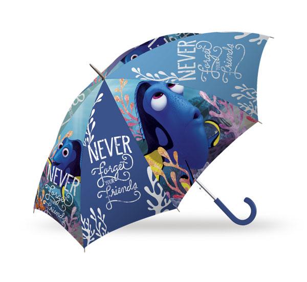 Dáždnik Hľadá sa Dory 68 cm