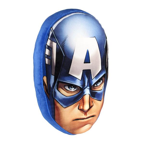 CERDA Vankúšik 3D Avengers Kapitán Amerika 35cm