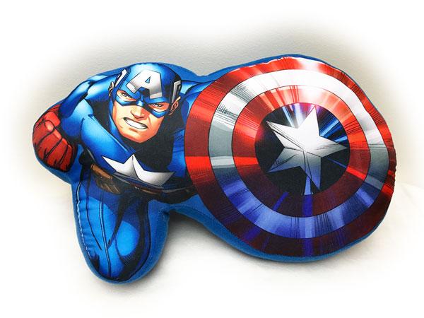 Tvarový vakúšik Avengers 37 cm