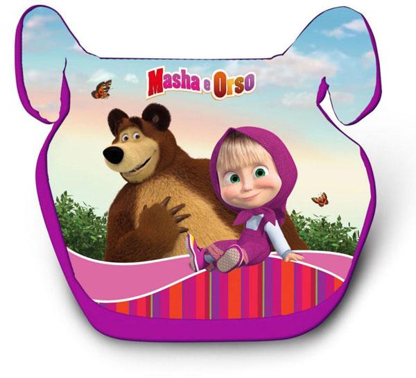 Podsedák do auta 15-36kg Máša a Medveď
