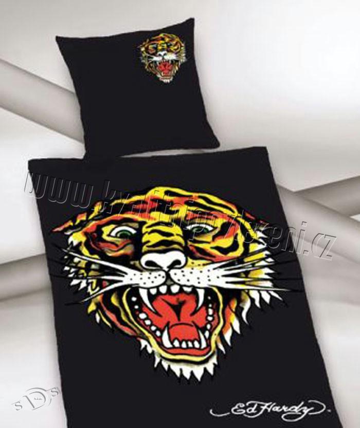 Obliečky Ed Hardy Tiger  140/200