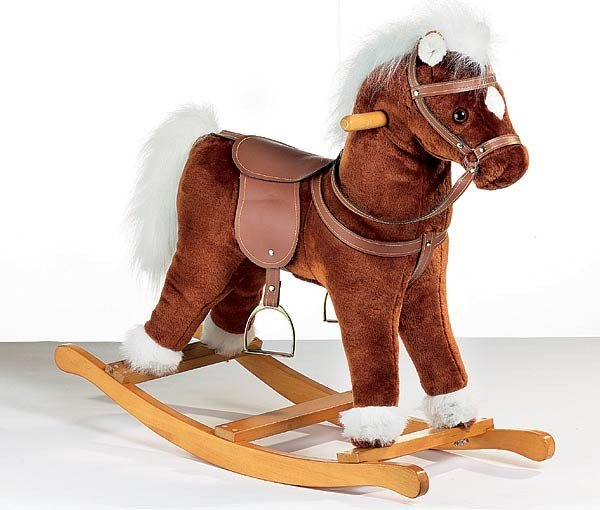 Hojdací koník BRAUNY