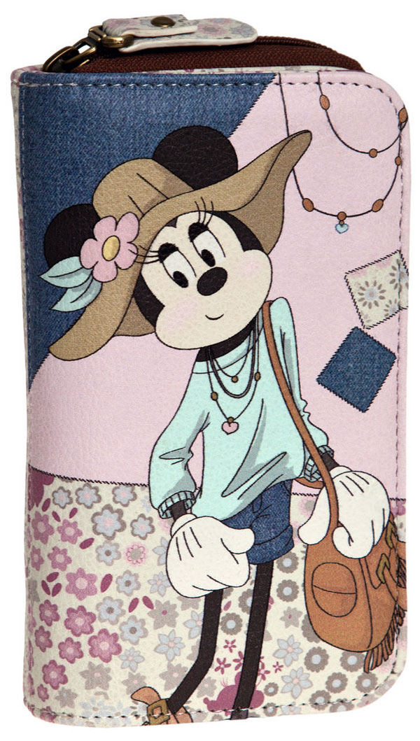 Luxusná peňaženka Minnie Jeans 18 cm