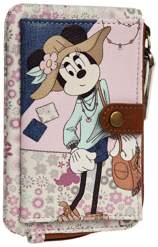 Luxusná peňaženka Minnie Jeans 11 cm